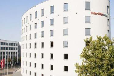 InterCity Mainz Außenansicht
